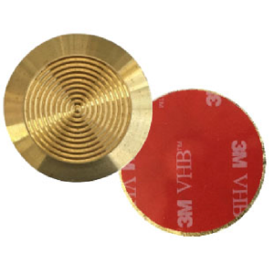 QUICK-FIX SELF-ADHESIVE SOLID BRASS TACTILE INDICATOR T03SA