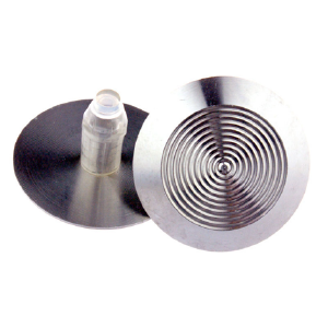 T02P SOLID 316 STAINLESS STEEL TACTILE WITH A 18MM X 8MM SELF-LOCKING STEM