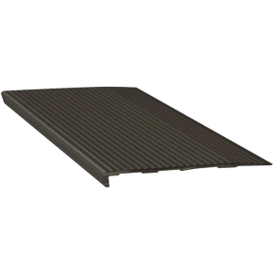 RST50B 10MM X 50MM X 3620MM STAIR TREAD EDGING BLACK